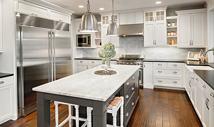 Charleston South Carolina Home Kitchen and Bathroom Remodeling